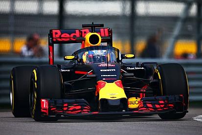 Ricciardo espère que l'Aeroscreen n'est pas mort