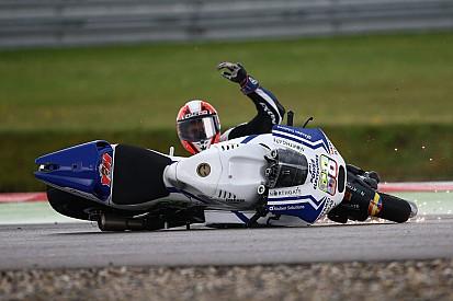 Mamola: perché quest'anno i piloti di MotoGP cadono tanto?