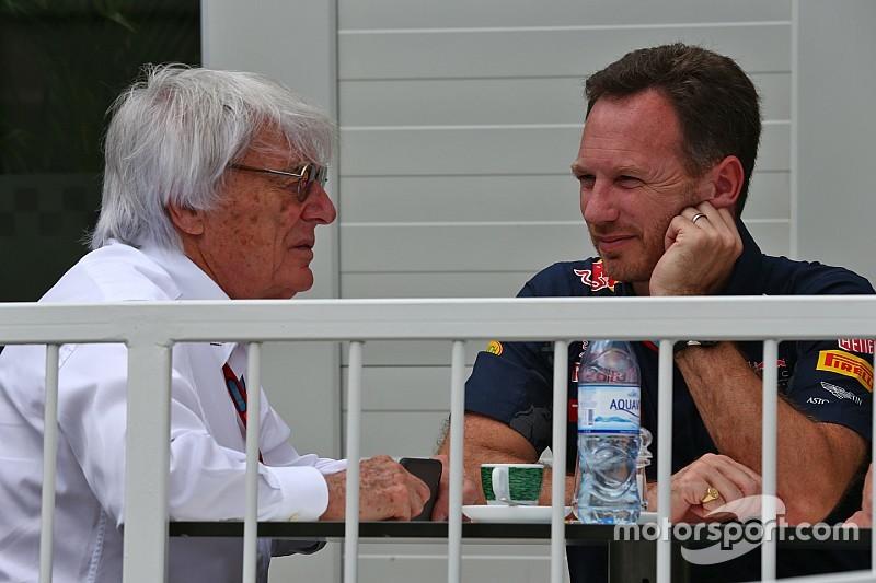 "F1分配金の変更問題。レッドブルはボーナスの""正当性""を主張"
