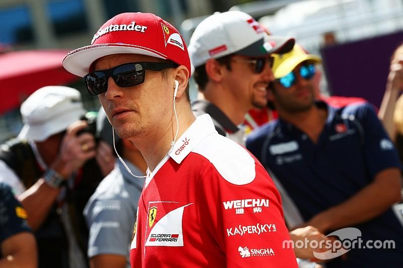 "Räikkönen - ""Beaucoup de gens parlent mais ne comprennent pas"""