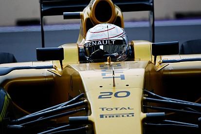 Magnussen souhaite que Renault se concentre sur 2017