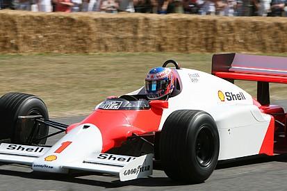 Jenson Button, un admirateur d'Alain Prost le pilote... et le cycliste!