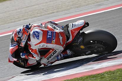 """Casey Stoner nach Ducati-Test in Misano """"erschöpft"""" und """"gespannt"""""""