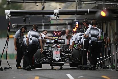 Button craint du graining pour tous les pilotes en Autriche