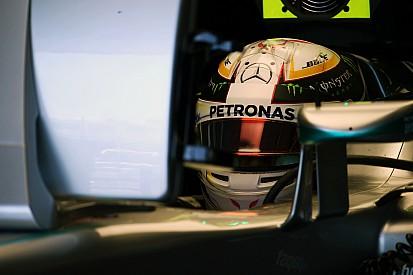 Hamilton será penalizado por usar un nuevo motor