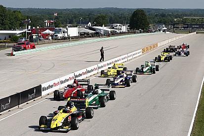 Pro Mazda reemplazará la carrera de Iowa en Laguna Seca