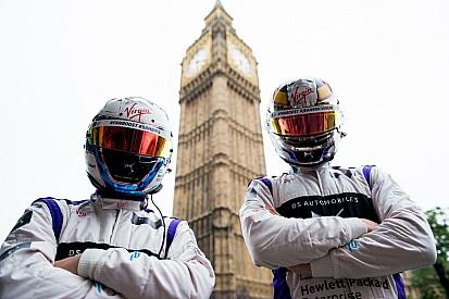 Galería: los pilotos de DS Virgin toman Londres