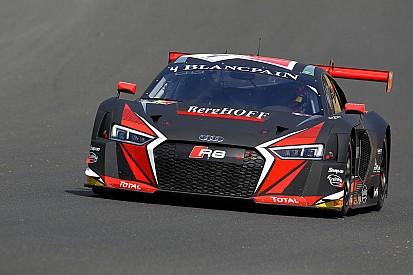 Dominio firmato Audi nelle prime libere del Nurburgring