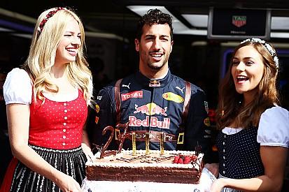 GALERIA: Ricciardo completa 27 anos; relembre carreira