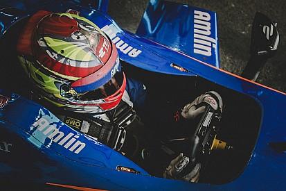 Frijns prolonge son contrat avec Andretti