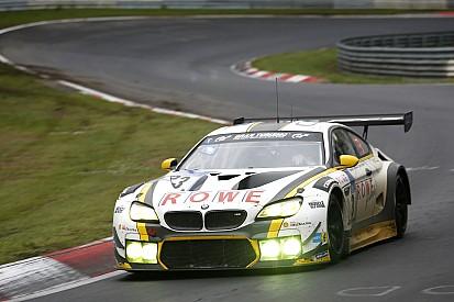 Catsburg en Dusseldorp delen BMW M6 GT3 tijdens 24 uur Spa