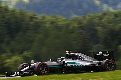 Rosberg - Le nouveau revêtement nous convient peut-être mieux