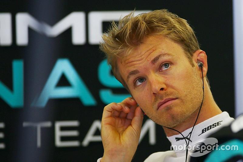 """Rosberg: """"Mercedes es tan legendario como Ferrari"""""""