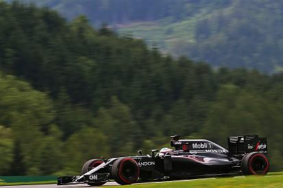 McLaren compte sur la pluie pour décrocher un excellent résultat