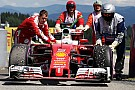 Ferrari використали жетон для змін в двигуні