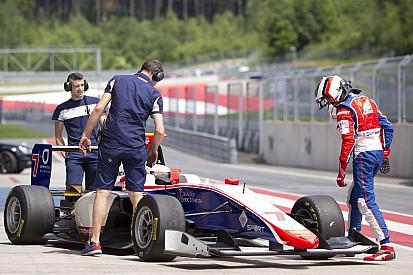 Giuliano Alesi déclare forfait après son crash