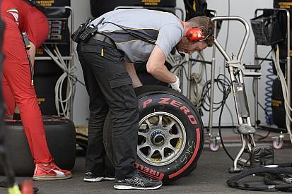 Pirelli déjà satisfait par le nouveau système de contrôle des pressions