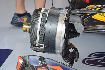 Technique - Les changements de Red Bull au niveau des freins