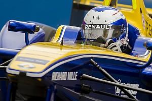 Formule E Kwalificatieverslag Formule E Londen: regen en crashes hinderen kwalificatie