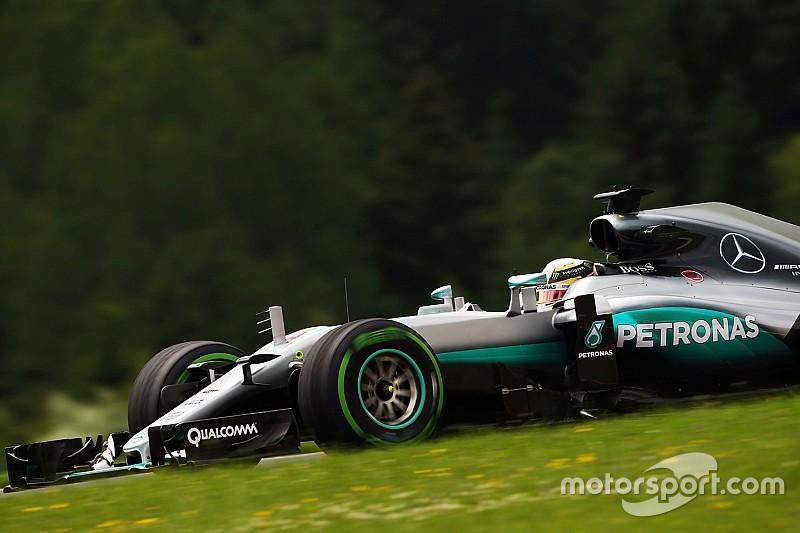 """Hamilton a pris """"un gros risque"""" pour signer la pole"""