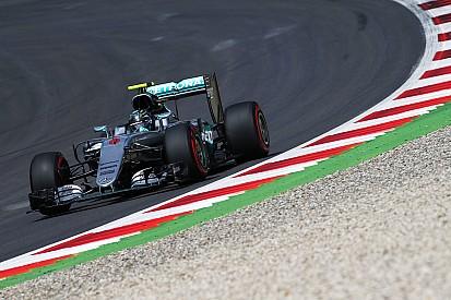 """Rosberg: """"Por desgracia mañana será complicado"""""""