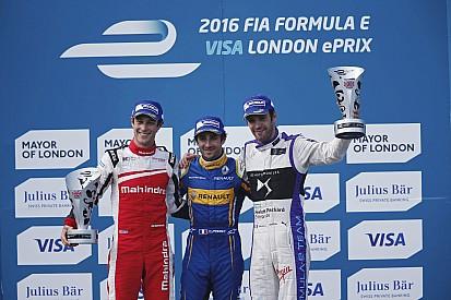 Nicolas Prost gana en la penúltima carrera de Fórmula E