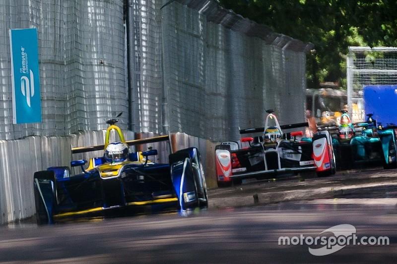 Formel E London: Prost gewinnt vor Senna