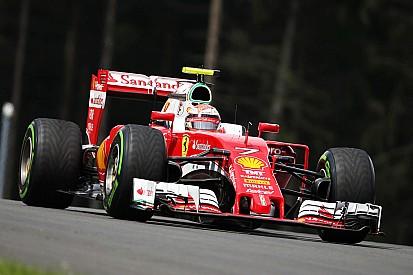Sentiments mitigés pour un Räikkönen encore optimiste