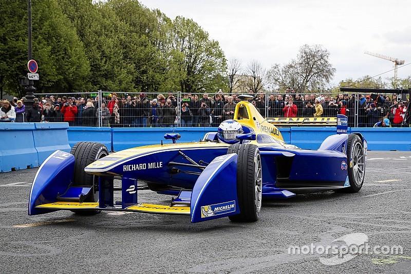 Londra ePrix: Prost rahat kazandı, di Grassi şampiyona liderliğini arttırdı