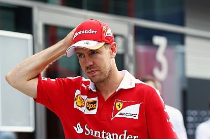 维特尔:我应该在排位赛里更冒险