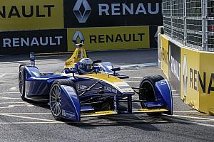 Formula E Gara A Londra c'è Prost davanti a Senna come ai tempi della… F.1!
