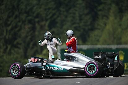Mercedes presse la FIA de modifier les vibreurs du Red Bull Ring
