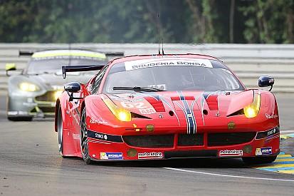 L'histoire cachée de la Ferrari victorieuse au Mans en GTE Am