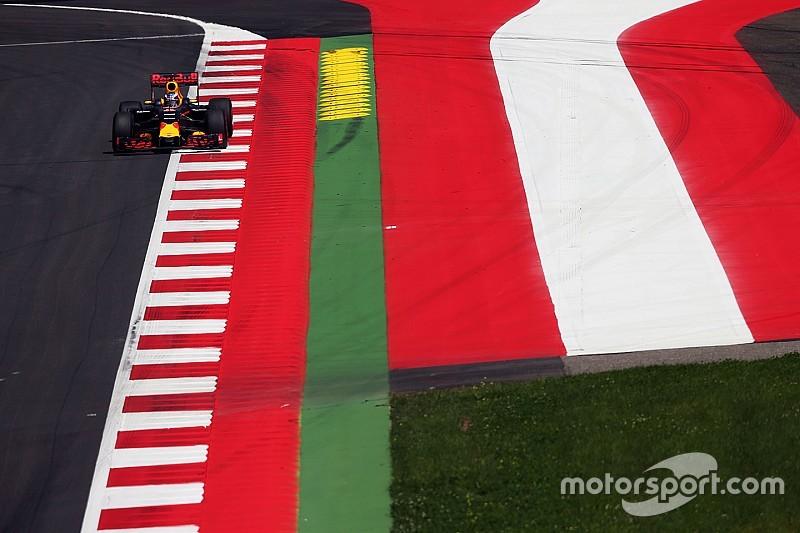 """Ricciardo defiende los bordillos: """"Hay que tratarlos como muros"""""""