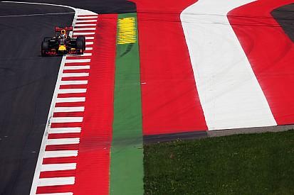 红牛环路肩再成众矢之的,梅赛德斯要求FIA连夜整改