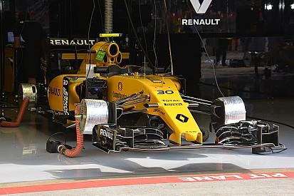 Breve análisis técnico: Calentadores de los tambores de freno de Toro Rosso y Renault