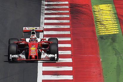 La FIA ne modifiera pas les vibreurs du Red Bull Ring