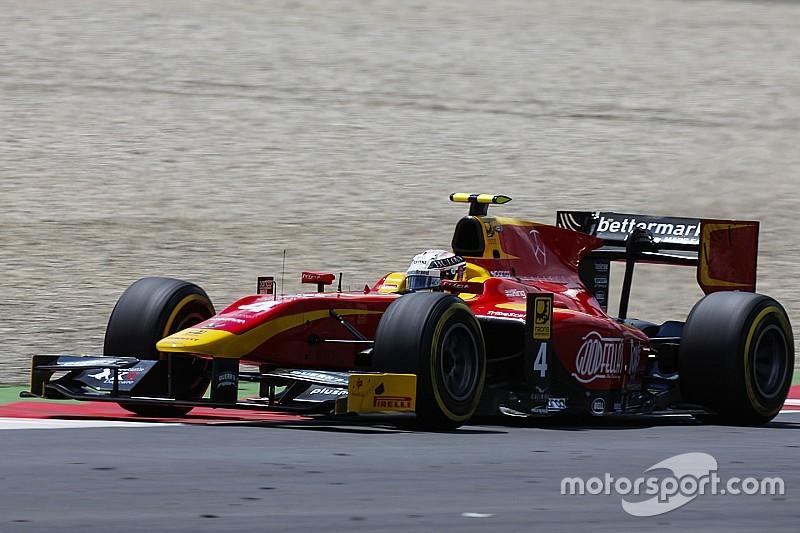 GP2 in Spielberg: Mitch Evans und Jordan King siegen in Österreich