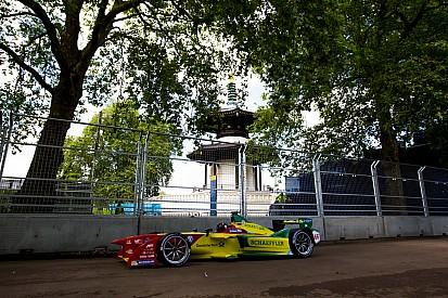 Londres ePrix: Segunda sesión cancelada por problemas de alimentación