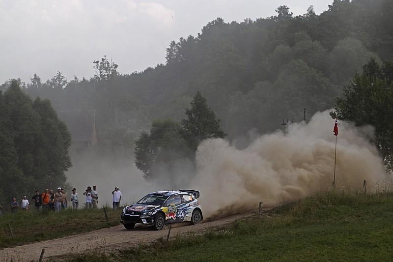 WRC Polen: Mikkelsen wint na drama voor leider Tanak