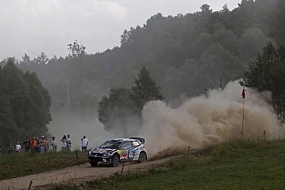 Polonya WRC: Mikkelsen galibiyeti son anda Tanak'tan aldı