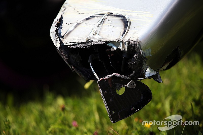 Вольф рассказал о проблемах с тормозами у Росберга