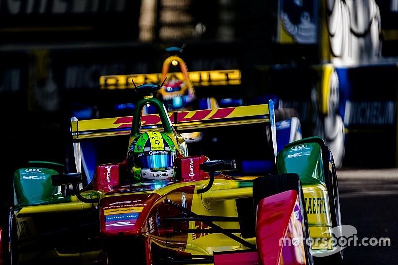 La grille de départ de la finale de Londres de Formule E