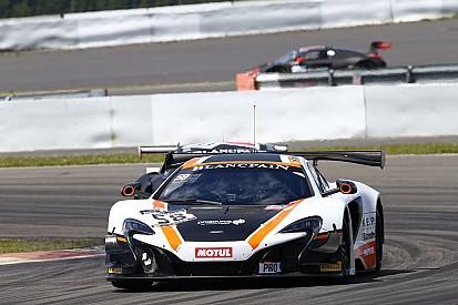 La McLaren del Garage 59 trionfa nella Main Race del Nurburgring