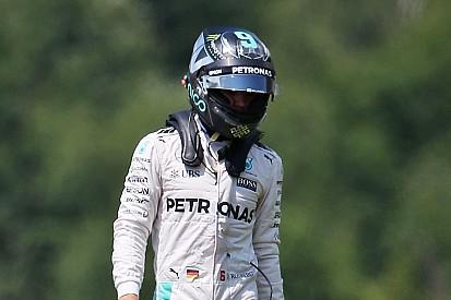 Rosberg dice que el incidente fue culpa de Hamilton