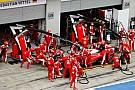В Ferrari изменили стратегию для Райкконена уже по ходу гонки