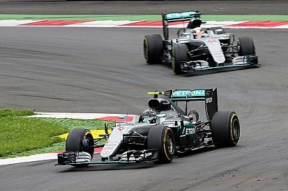 Mercedes evaluará imponer órdenes de equipo a sus pilotos