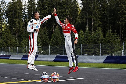 Championnat - Leclerc et Albon consolident leur leadership