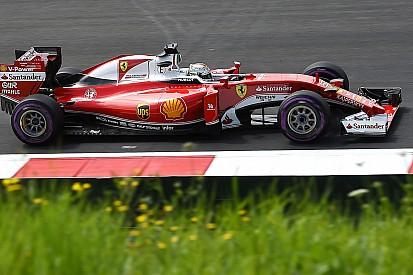 Ferrari: la spinta del motore 061/1 c'è ma ancora non si vede