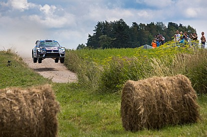 Championnats - Mikkelsen et Paddon sur le podium provisoire